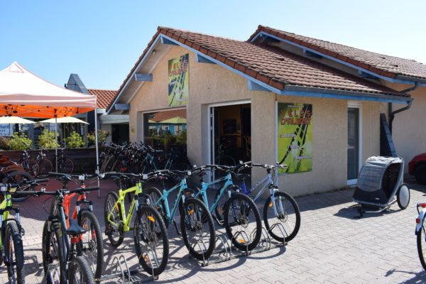 Vélos d'Albret agence de Léon