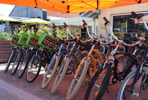 Vélos d';Albret agence de VIEUX BOUCAU